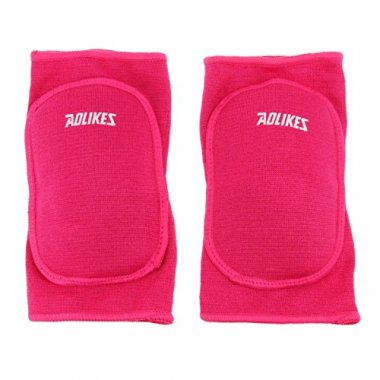 FakeFace Stretchy Cotton Knee Pads