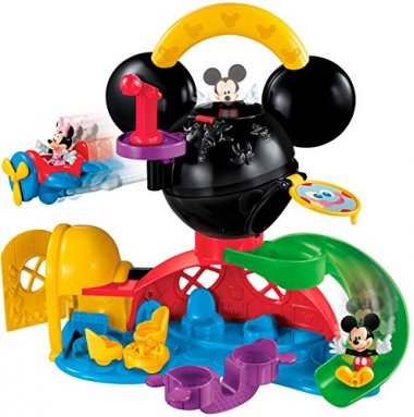 Mickey Mouse Fly N Slide Clubhouse