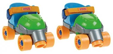 Green grow with me Fisher Price Skates