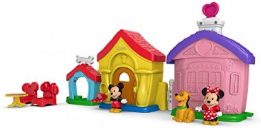 mickey and minnies house