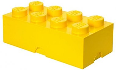 LEGO Brick 8 Bright Yellow