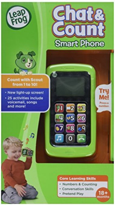 LeapFrog Chat and Count