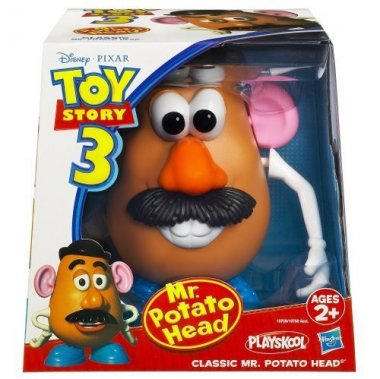 Mr Potatoe Head
