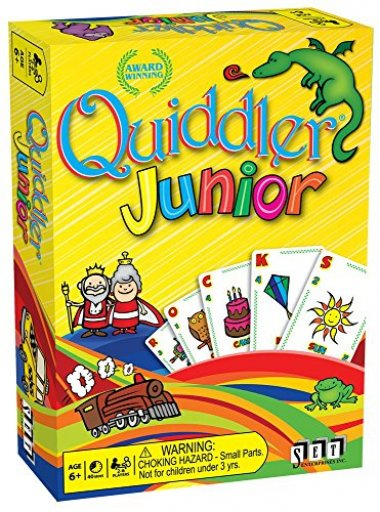 Quiddler Junior Card Game