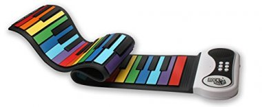 Rock And Roll It – Rollup Rainbow Kids Piano