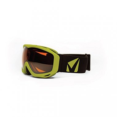 Kids Yellow Ski Goggles