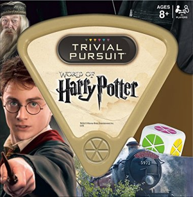 Trivial Pursuit:Harry Potter Edition