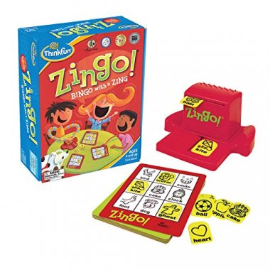 Zingo Word Game