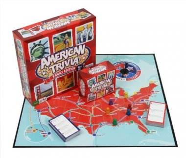 Trivia Game – American Trivia Family Edition