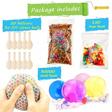 Water Beads Pack