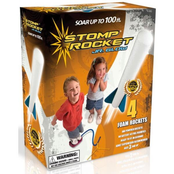 The Original Stomp Rocket Jr. Glow