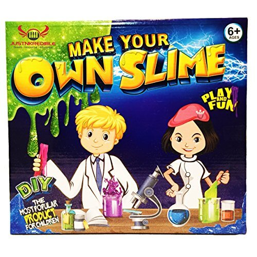 JustNkredible Enterprises Slime Kit