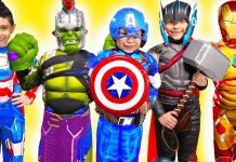 Let us help you with finding the best superhero costumes for kids and toddlers.