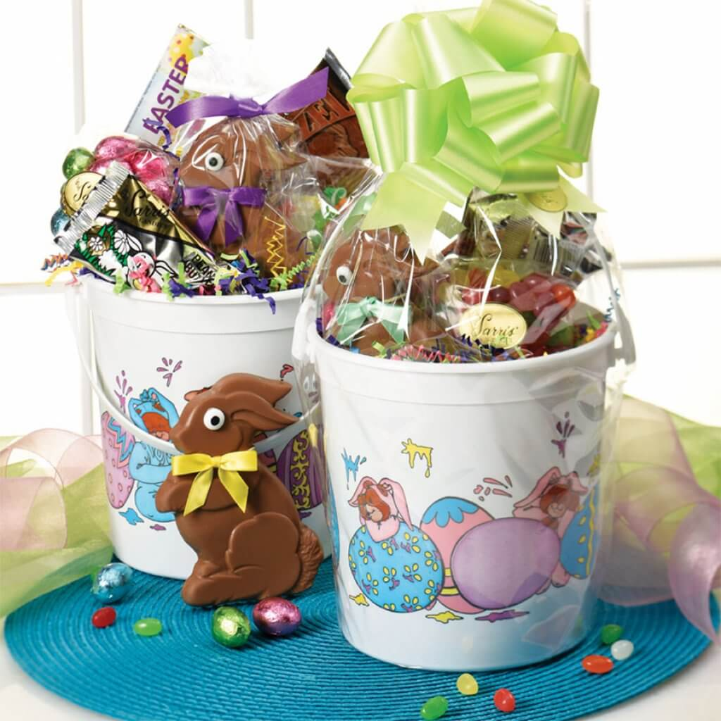 Unique easter basket ideas for the family borncute easter baskets blog page negle Gallery