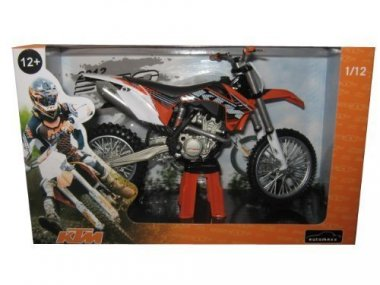 2012 KTM 350 SX-F Dirt Bike Motorcycle Model