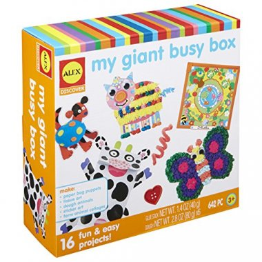 ALEX Toys Discover My Giant Busy Box