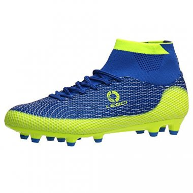 Aleader Boy's Athletic Soccer Cleats/Football Shoes