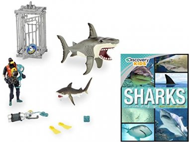 Animal Planet Shark Attack Adventure Playset