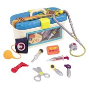 B. Dr. Doctor Toy – Deluxe Medical Kit