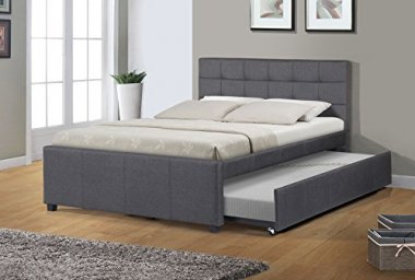Best Quality Furniture K27 Bed W/Trundle