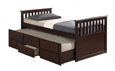 Broyhill Kids Marco Island Captain's Trundle Bed