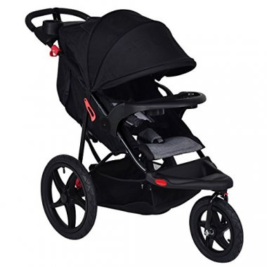 Costzon Baby Jogger Stroller w/ Cup & Phone Holder