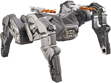 DC Justice League Talking Heroes Knightcrawler Vehicle