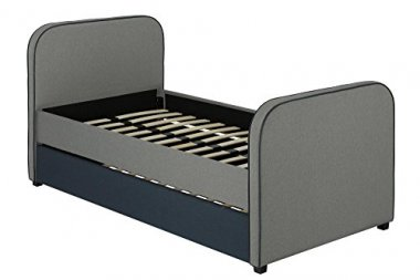 DHP Jesse Kids Twin Bed with Trundle