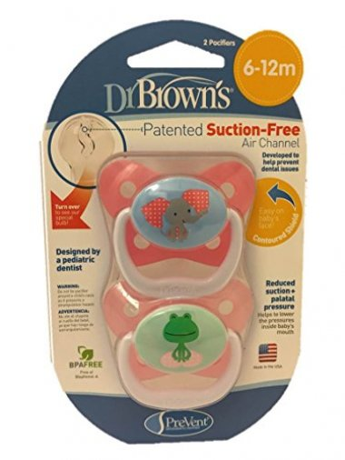Dr. Brown'S Prevent Butterfly Pacifier