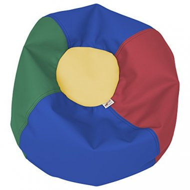 ECR4Kids Toddler Classic Bean Bag Chair