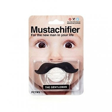 FCTRY – The Gentleman Mustache Pacifier