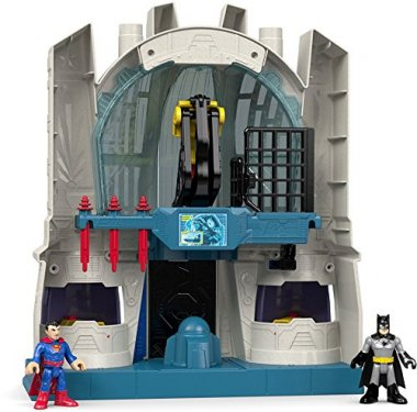 Hall of Justice Toy