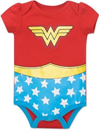 Justice League Girls' 5 Pack
