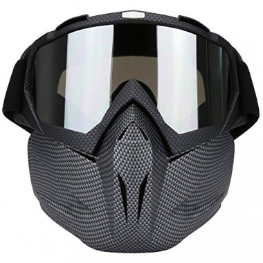 JAMIEWIN ATV Racing Goggles