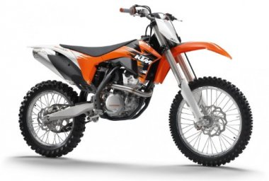 New Ray 1:12 2011 Ktm 350 Sx-F