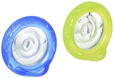 Nuby 2 Piece Natural Flex Pacifier