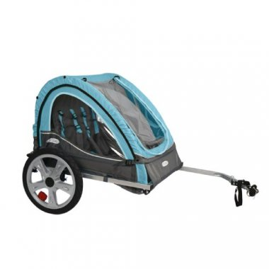 Pacific Cycle InStep Take 2 Double Bicycle Trailer