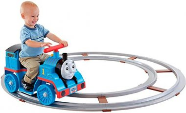 Thomas Train with Track