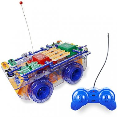 Snap Circuits R/C Snap Rover Discovery Kit