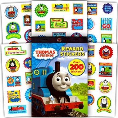 Thomas the Train Reward Stickers – 200 Stickers!