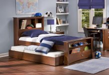 Check out the Best Trundle Beds for Kids & Toddlers.