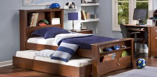 Best Trundle Beds for Kids & Toddlers