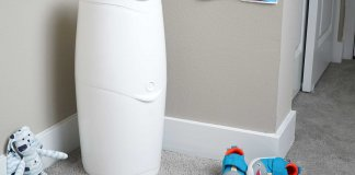 Best Diaper Genies & Trash Cans for Babies
