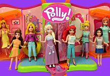 The Best Polly Pockets Dolls and Sets