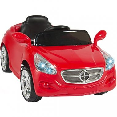 Ride on Car Kids RC Car Electric Battery Power with Radio & MP3