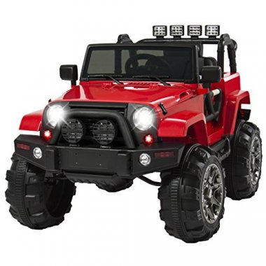 Best Choice Products 12V Ride On Car Truck w/ Remote Control