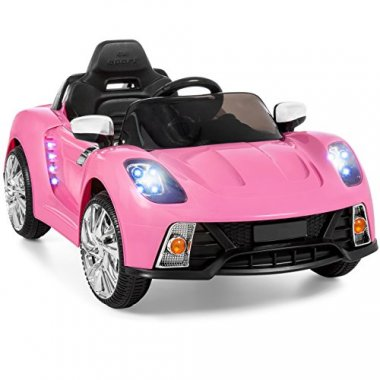Kids 12V Ride On Car with MP3
