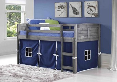 Donco Kids Louvered