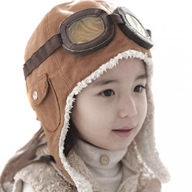 Happy Will Pilot Aviator Cap