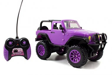 Jada Toys GIRLMAZING Big Foot Jeep